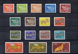IRELAND. 1968 - DEFINITIVE STAMPS. MNH. (7R0711) - 1949-... Republic Of Ireland