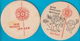 Brauerei Wulle Stuttgart( Bd 3476 ) - Sotto-boccale