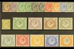 1922 - 7 Geo V Set To £1 Complete, SG 76/95, Very Fine Mint. (20 Stamps) For More Images, Please Visit Http://www.sandaf - Verlage