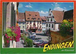 Endingen Am Kaiserstuhl - Marktplatz                                                / 3075 - Endingen