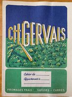 1 PROTEGE CAHIER CH.GERVAIS - Food