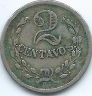 Colombia - 1921 - Leprosarium - Lazareto - 2 Centavos - KML10 - Colombia