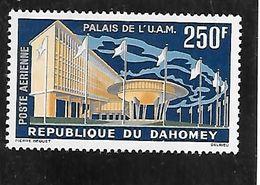 TIMBRE NEUF DU DAHOMEY DE 1963 N° MICHEL 219 - Benin – Dahomey (1960-...)
