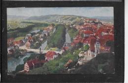 AK 0501  Tübingen Von Osten - Verlag Gebr. Metz Um 1919 - Tübingen