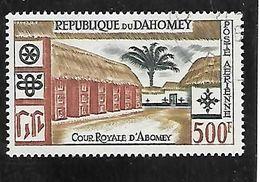 TIMBRE NEUF DU DAHOMEY DE 1960 N° MICHEL 174 - Benin – Dahomey (1960-...)