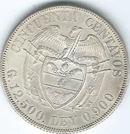 Colombia - 1934 - 50 Centavos - KM274 - AUNC - Colombia