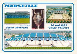 Marseille (13) Stade Vélodrome - Marseilles