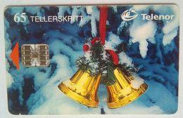 N-137 Christmas 1998 - Noorwegen