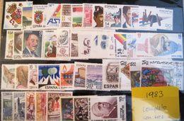 1983. Año Completo - Espagne