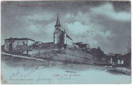 54. MOYEN. Vue De L'Eglise - Andere Gemeenten