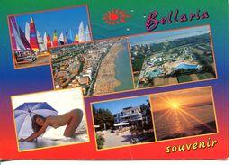Italia - Saluti Da Bellaria (viaggiata 1993) - Gruss Aus.../ Gruesse Aus...