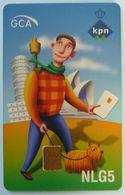 NETHERLANDS - Chip - GCA - Global Chip Alliance 1998 - 5 Units - Mint - Openbaar