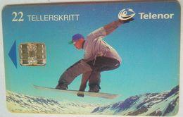 N-106 Snowboard - Noorwegen