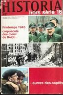 (290)Historia Hors Série 16 - 226p. - 1970 - Printemps 1945 - History