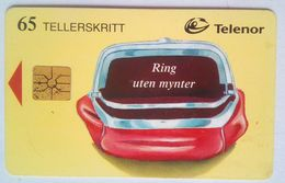 N-82 Ring Uten Myntyr - Noorwegen