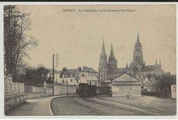 14 - 2000  -  BAYEUX  - Boulevard Sadi Carno - Passage Du Train - Bayeux