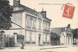 36      Levroux        école Des Filles - France