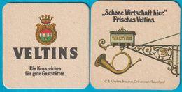 Brauerei C. & A. Veltins Brauerei C. & A. Veltins Meschede ( Bd 3558 ) - Sotto-boccale