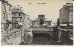 14 - 1091  -  BAYEUX  - Rue Saint Jean - La Poissonnerie - Bayeux