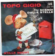 """Topo Gigio(anni 60)  """"Tu Scendi Dalle Stelle"""" - Vinyl Records"""