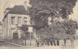 10 Aube Nogent Sur Seine Rue St Epoing Banque Populaire Flaubert - Nogent-sur-Seine