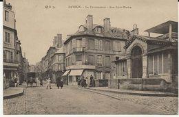 14 - 1093  -  BAYEUX  - Rue Saint Jean - La Poissonnerie - Bayeux