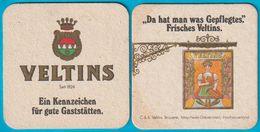 Brauerei C. & A. Veltins Brauerei C. & A. Veltins Meschede ( Bd 3560 ) - Sotto-boccale
