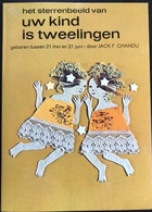 (294) Uw Kind Is Tweelingen - Jack F. Chandu - 80p. - 1975 - Livres, BD, Revues