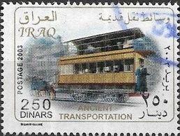 IRAQ 2004 Transportation - 250d - Tram FU - Iraq
