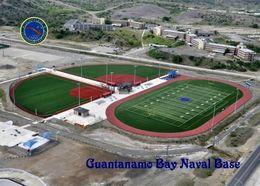 Guantanamo Bay Naval Base Stadiums Cuba New Postcard Kuba AK - Cuba