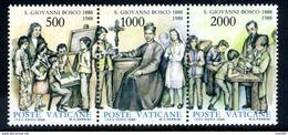 1988 VATICANO SERIE COMPLETA MNH** - Vatican