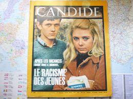 Le Nouveau Candide N° 280 5 Septembre 1966 Le Racisme Des Jeunes - General Issues