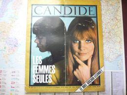Le Nouveau Candide N° 281 12 Septembre 1966 Les Femmes Seules / Le Duel Giscard-Lecanuet - General Issues