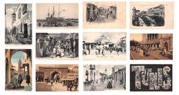 Tunisie - Lot De 220 CPA De TUNIS Avec De Très Belles Cartes Animées - Très Bon état Général - Tunisie