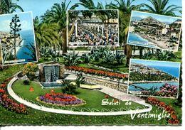 Italia - Saluti Da Ventimiglia - Gruss Aus.../ Gruesse Aus...