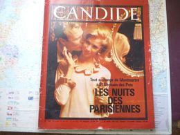 Le Nouveau Candide N° 285 10 Octobre 1966 Les Nuits Des Parisiennes - General Issues