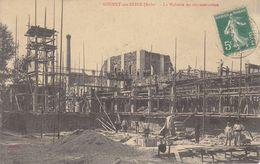10 Aube Nogent Sur Seine La Malterie En Reconstruction - Nogent-sur-Seine