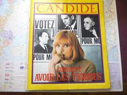 Le Nouveau Candide N° 286 17 Octobre 1966 Comment Avoir Les Femmes - General Issues