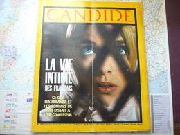 Le Nouveau Candide N° 287 24 Octobre 1966 La Vie Intime Des Français - General Issues
