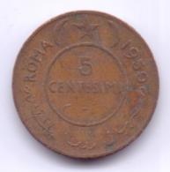 SOMALIA 1950: 5 Centesimi, KM 2 - Somalia
