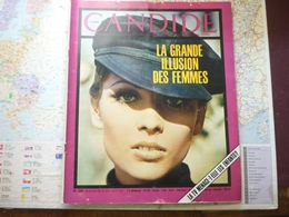 Le Nouveau Candide N° 288 31 Octobre 1966 La Grande Illusion Des Femmes / La TV Menace-t-elle Les Enfants ? - General Issues