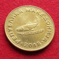 Macedonia 2 Denari 2018 *V2 Lt 748 Macedoine Mazedonien - Macedonia
