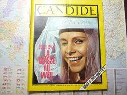 Le Nouveau Candide N° 290 14 Novembre 1966 La Chasse Au Mari : Comment Elles S'y Prennent En 1966 - General Issues