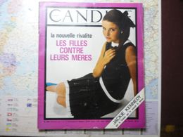 Le Nouveau Candide N° 293 5 Décembre 1966 La Nouvelle Rivalité : Les Filles Contre Leurs Mères / Jacky Kennedy - General Issues