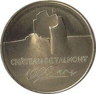 2020 MDP203 - TALMONT-SAINT-HILAIRE - Château De Talmont (1000 Ans) / MONNAIE DE PARIS - Monnaie De Paris