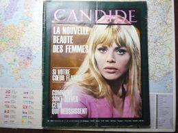 Le Nouveau Candide N° 294 12 Décembre 1966 La Nouvelle Beauté Des Femmes / Si Votre Coeur Flanche / Comment Sont élevésé - General Issues