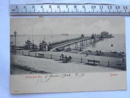 CPA Angleterre - Dover - Promenade Pier - Dover