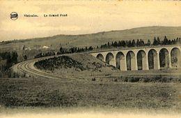028 131 - CPA - Belgique - Vielsalm - Le Grand Pont - Vielsalm