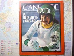 Le Nouveau Candide N° 295 19 Décembre 1966 La Dolce Vita De L'après-ski / Sagan... / Comment Vivre En Milliardaire - General Issues