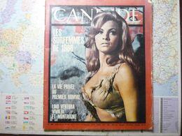 Le Nouveau Candide N° 296 26 Décembre 1966 Les Surfemmes De 1966 / La Vie Privé Du Premier Homme / Lino Ventura ... - General Issues